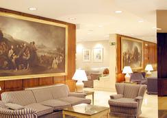 格兰维尔塞斯酒店 - 马德里 - 休息厅