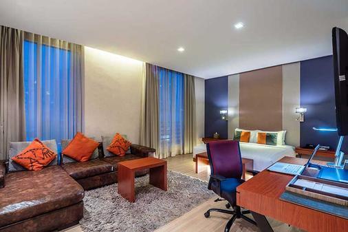 素坤逸丽亭酒店 - 曼谷 - 睡房