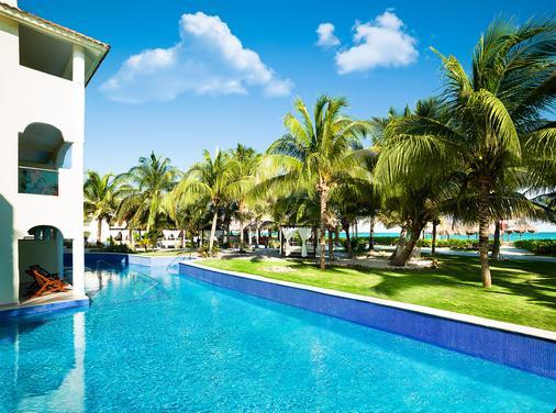 卡利斯玛埃尔多拉多皇家水疗度假村--仅成人 - 卡门海滩 - 游泳池