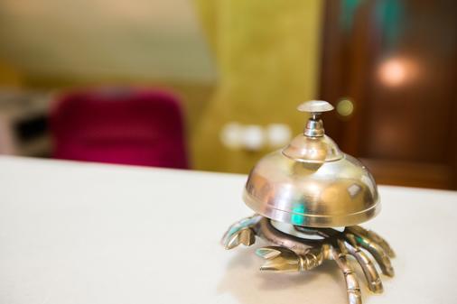 科斯塔维尔德酒店 - 希洪 - 浴室