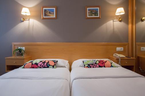 科斯塔维尔德酒店 - 希洪 - 睡房