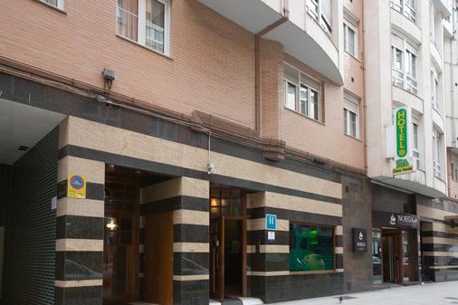 科斯塔维尔德酒店 - 希洪 - 建筑