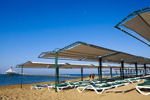 森蒂多图兰王子度假村 - 式 - 锡德 - 海滩