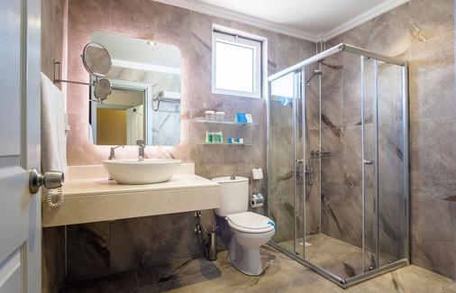 森蒂多图兰王子度假村 - 式 - 锡德 - 浴室