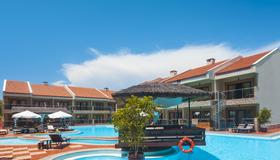 图兰王子酒店 - 式 - 锡德 - 建筑