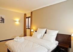 市场酒店 - 海法 - 睡房