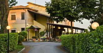 艾图菲酒店 - 锡耶纳 - 建筑