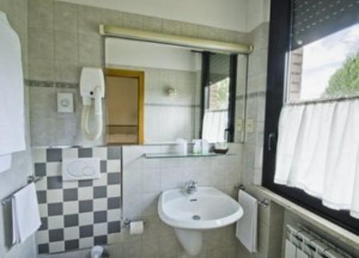 艾图菲酒店 - 锡耶纳 - 浴室