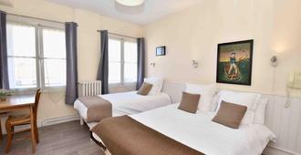 阿巴克斯酒店 - 鲁瓦扬 - 睡房
