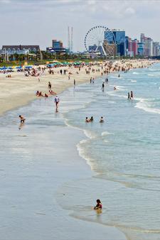 Sands Ocean Club Resort - 默特尔比奇 - 海滩