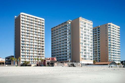 Sands Ocean Club Resort - 默特尔比奇 - 建筑