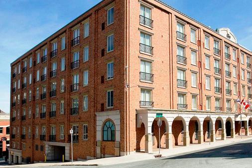 哈利法克斯市中心原住客栈公寓 - 哈利法克斯 - 建筑