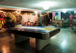 La Hamaca Hostel - 圣佩德罗苏拉 - 酒吧