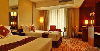 上海徐汇瑞峰酒店 - 上海 - 睡房