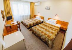 格斯尔酒店 - Ulan-Ude - 睡房