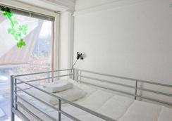艾酷青年旅馆 - 斯德哥尔摩 - 睡房