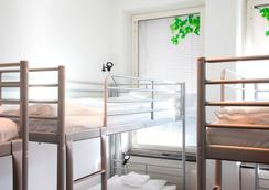 阿可旅馆 - 斯德哥尔摩 - 睡房