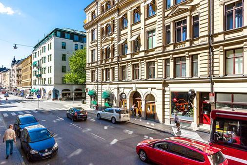 32旅舍 - 斯德哥尔摩 - 建筑