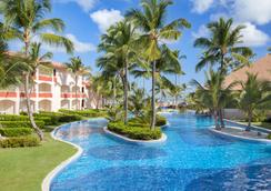 蓬塔卡纳宏伟殖民地式度假村-仅限成人 - 蓬塔卡纳 - 游泳池