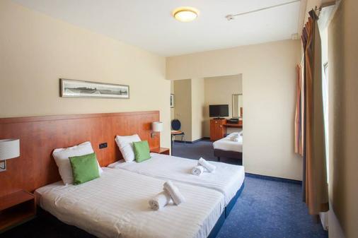 阿姆斯特丹新西酒店 - 阿姆斯特丹 - 睡房