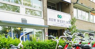 阿姆斯特丹新西酒店 - 阿姆斯特丹 - 建筑