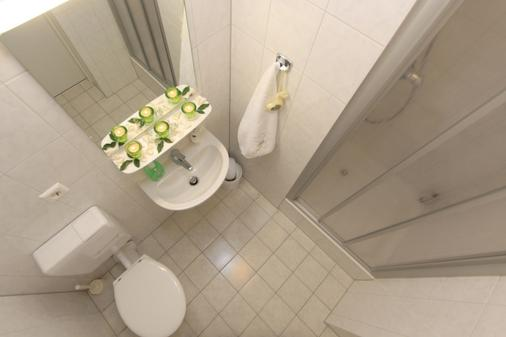 柏林波茨坦酒店波茨坦广场店 - 柏林 - 浴室