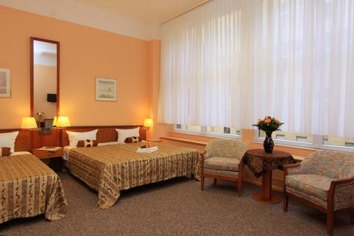 波茨坦霍夫酒店 - 柏林 - 睡房