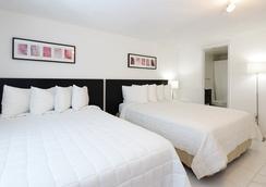 新起点迈阿密海滩公寓酒店 - 迈阿密海滩 - 睡房