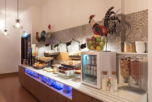 米兰圣安布住宿加早餐旅馆 - 米兰 - 自助餐