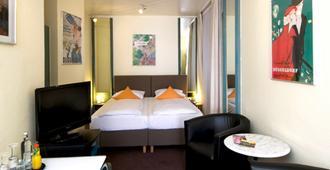 杜塞尔多夫莫诺普尔酒店 - 杜塞尔多夫 - 睡房