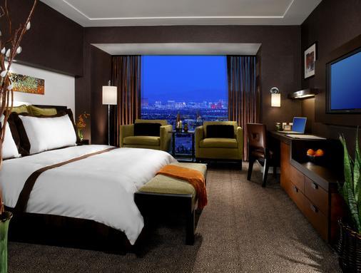 红岩赌场Spa度假酒店 - 拉斯维加斯 - 睡房