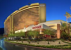红岩赌场Spa度假酒店 - 拉斯维加斯 - 建筑
