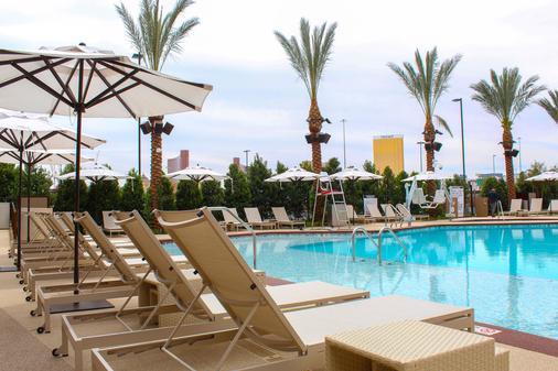 宫廷驿站赌场酒店 - 拉斯维加斯 - 游泳池