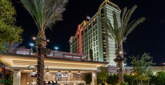 宫廷驿站赌场酒店 - 拉斯维加斯 - 建筑