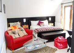Achill Lodge Guest House - 阿基尔岛 - 睡房