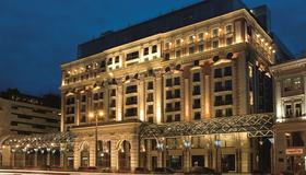 莫斯科丽思卡尔顿酒店集团 - 莫斯科 - 建筑
