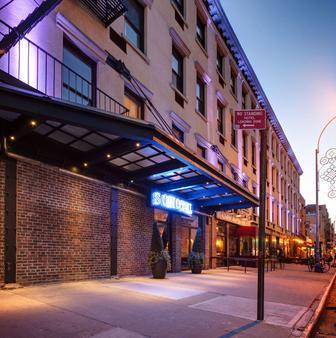 纽约市苏豪酒店 - 纽约 - 建筑