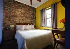 纽约市苏豪酒店 - 纽约 - 睡房