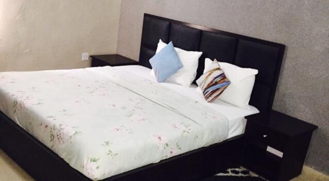 Western Dreams Hotel - 阿布贾 - 睡房