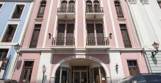 阿马斯广场酒店 - 圣胡安 - 建筑