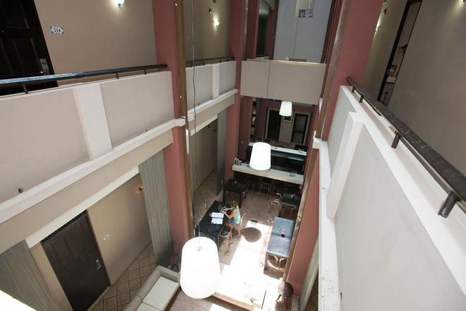 阿马斯广场酒店 - 圣胡安 - 浴室