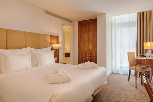 波尔图市中心高级酒店 - 波尔图 - 睡房