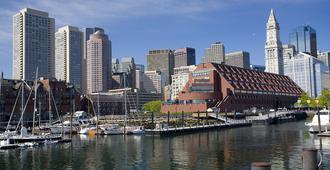 波士顿长码头万豪酒店 - 波士顿 - 建筑
