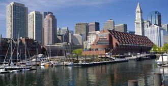 波士顿长码头万豪酒店 - 波士顿