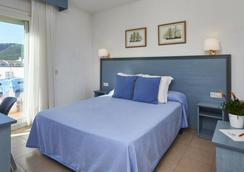 普拉特德阿罗酒店 - 萨卡罗 - 睡房