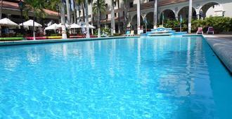 草原酒店 - 巴兰基亚 - 游泳池