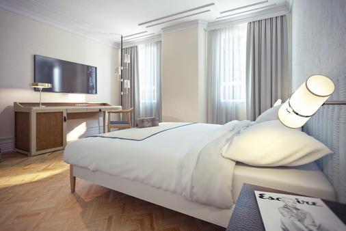 欧洲之星朗福德酒店 - 迈阿密 - 睡房