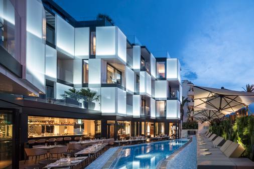 琼先生酒店 - 伊维萨镇 - 建筑