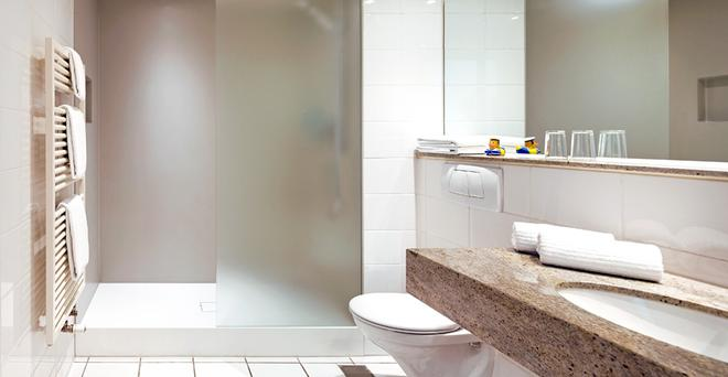 汉堡港酒店 - 汉堡 - 浴室