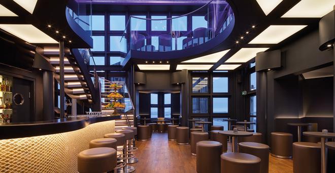 汉堡港酒店 - 汉堡 - 酒吧